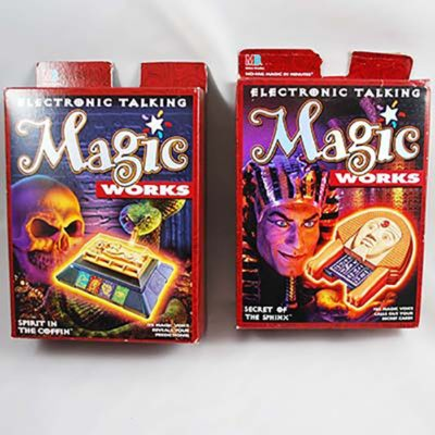 Magic Works Electronic Effects