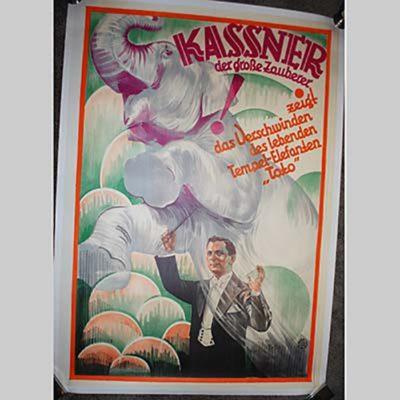 Kassner The Vanishing Elephant