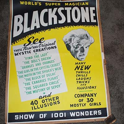 Blackstone Sr. Two Sheet