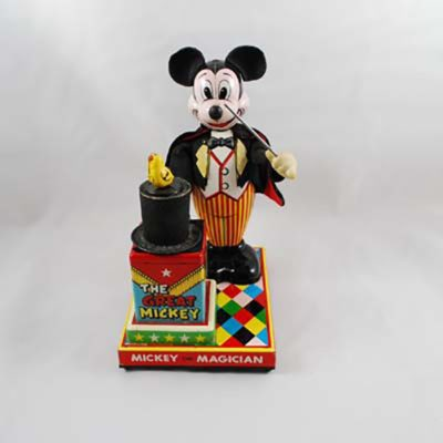 Mickey Mouse 1950's Toy