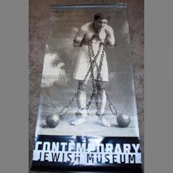 Houdini Banner - Jewish Museum Tour