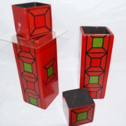 Vintage Block Penetration