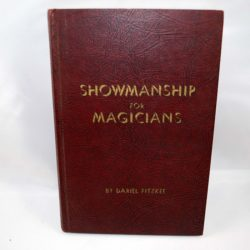 Fitzkee Showmanship for Magicians