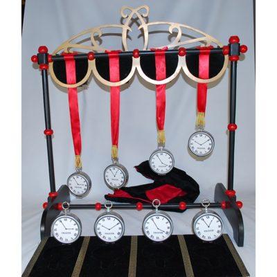 Clockwork Flight of Time