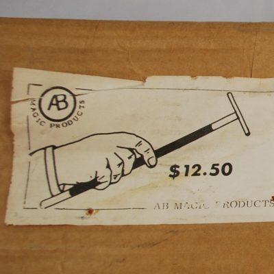 A&B Cigarette Producing Wand: rare