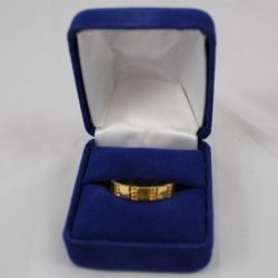 Wedding Band Style Himber Ring