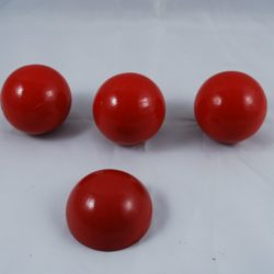 Chicago Magic Wooden 2 inch Billiard Balls: Don Boss