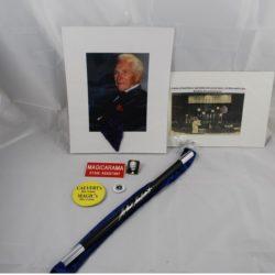 John Calvert Memorabilia Package