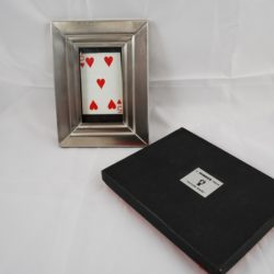 Merv Taylor Himber Card Frame with box