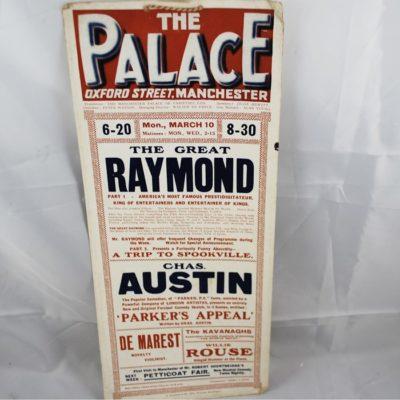 Raymond Door hanger