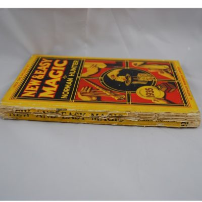 New and Easy Magic by Norman Hunter: 1925 C Arthur Pierson Limited: Great Britain