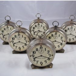 Donald Holmes Multiplying Clocks