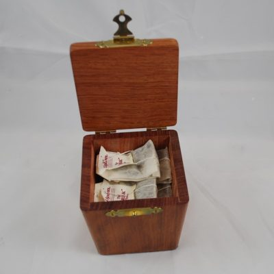 Original collectors Workshop Tang Dynasty Tea Chest