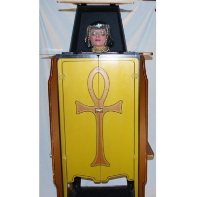 Orson Welles The Magic Show film used prop: Disembodied Princess built by John Gaughan