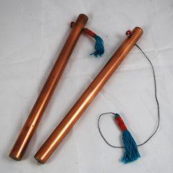 Vintage Copper Chinese Sticks