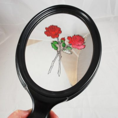 The Legendary Hofsinser inspired ZZM Rose Mirror: Tony Lancker and Harold Voit