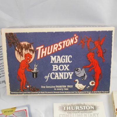 Thurston's Box of Candy: NEMCA 2012