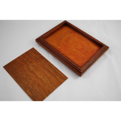 Thayer exchange tray (flap tray)