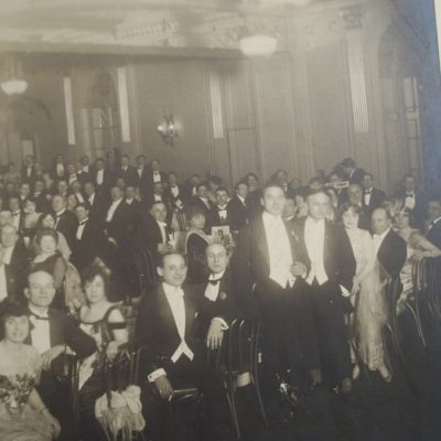 . Houdini Magician's Club Dinner and Presentation to Harry Houdini Hosted by Raymond