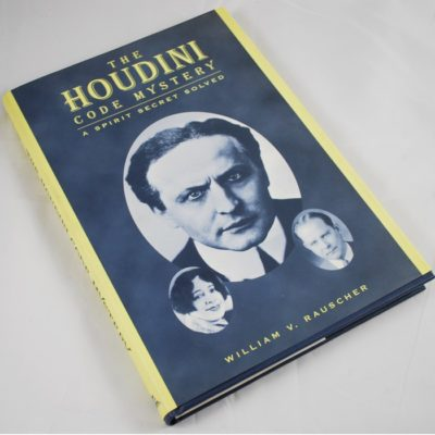 Houdini Code Mystery by Rauscher