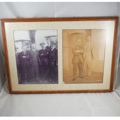 Houdini Decorative Collage