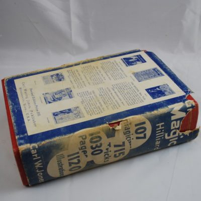 Greater magic by John Northern Hilliard 1947 eighth impression with dust jacket