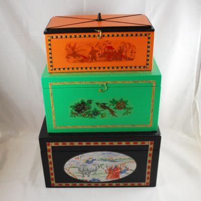 Okito/Lembo Box on Pole vanish:2007 three made
