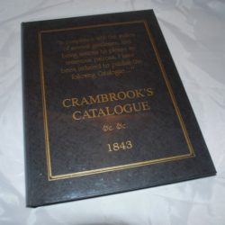 Crambrook's Catalogue 1843: Collector's workshop 67 of 300