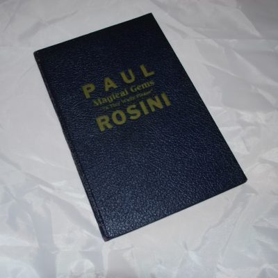 Paul Rosini Magical Gems: deluxe Edition number 212 of 500