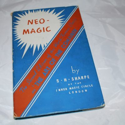 Neo-Magic by S.H. Sharpe 1946 Second Revised Edition