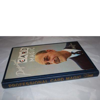 Professional Card Magic by Cliff Greene