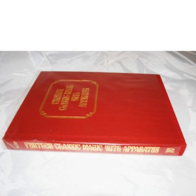 Autographed ALbo Further Classic Magic with Apparatus: Volume !V