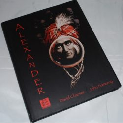 Alexander by David Charvet and John Pomeroy 2004 first edition autographed