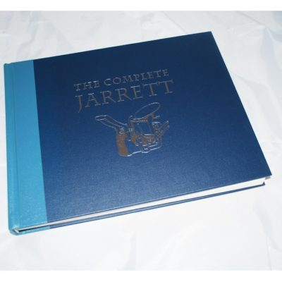 Autographed The Complete Jarrett: Steinmeyer 2001 first edition