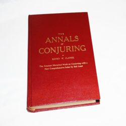 The Annals of conjuring by Sidney Clarke 1983 Magico edition