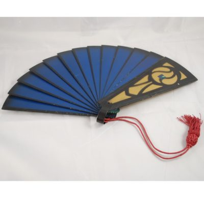 Abbotts' Color changing fan: vintage all wood