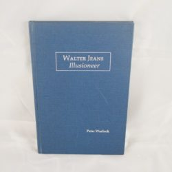 Walter Jeans Illusioneer: 22 of 500: first edition 1986