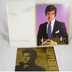 Three David Copperfield programs: one signed