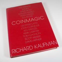 Coinmagic Kaufman: first edition second printing 1982