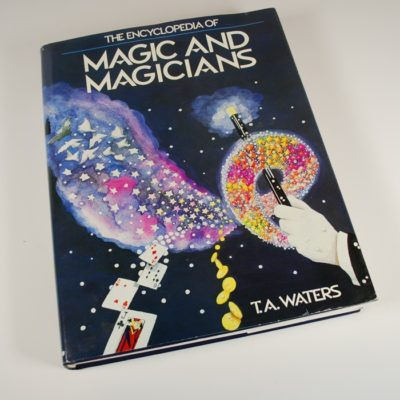The Encyclopedia of Magic and Magicians: T.A. Waters