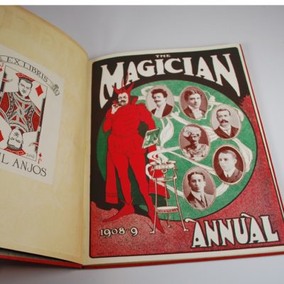 Will Goldston's annual of magic complete file: six volumes