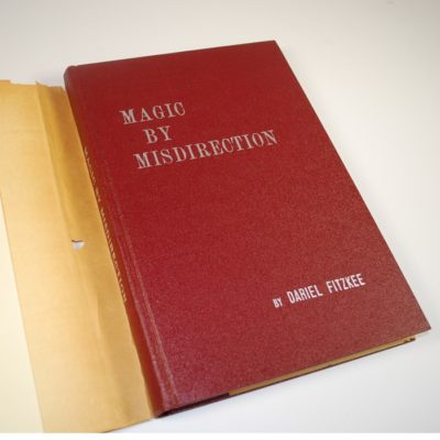 Magic by Misdirection: FItzkee 1945: Walter B. Graham edition with dust jacket