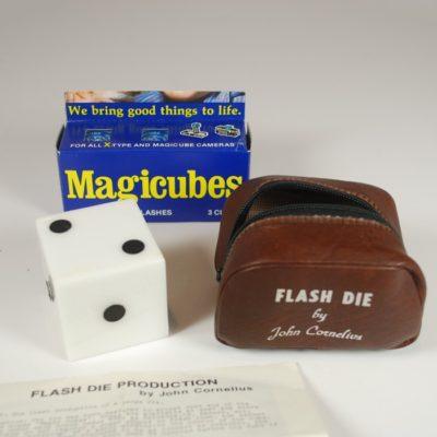 Flash Dice by John Cornelious