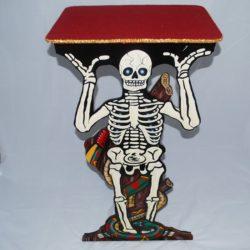 Original John Daniel SIde Table: Side table only