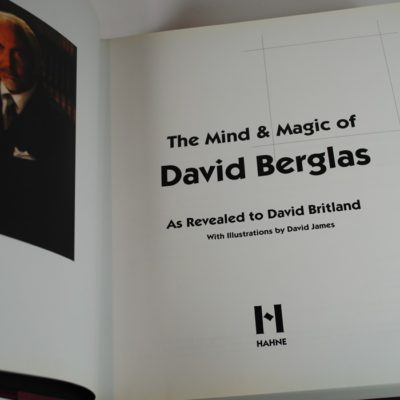 Mind and Magic of David Berglass