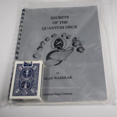 Alan Wassilak Secrets of the quantum deck