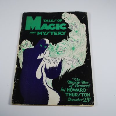 Tales of Magic and Mystery Howard Thurston Volume I number 1