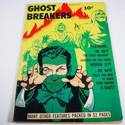 Ghost Breakers September 1948 Volume 1 number 1