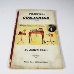 Practical Conjuring by James Carl England 1911