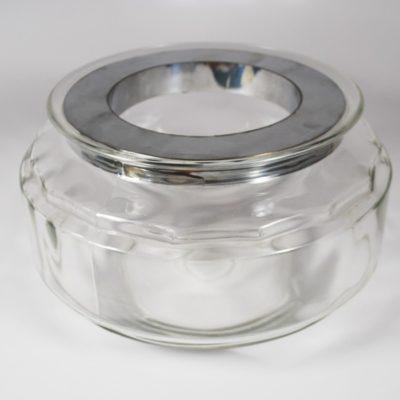 Abbott's aerial fishing bowl: Bobby Baxter: produces 4 fish